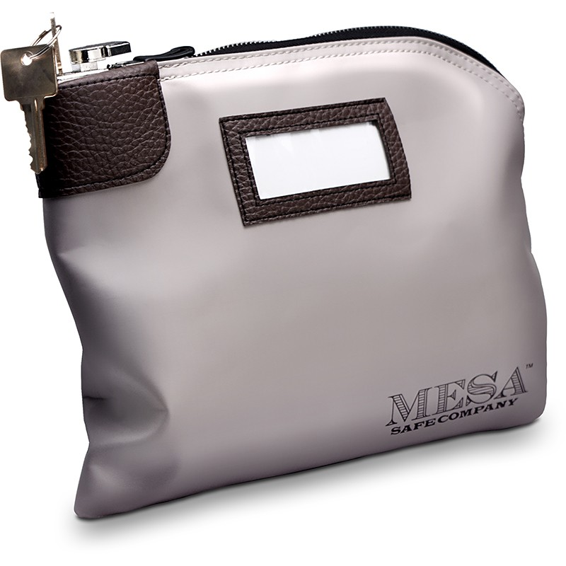 Mesa Key Locking Security Bag MDB-811T