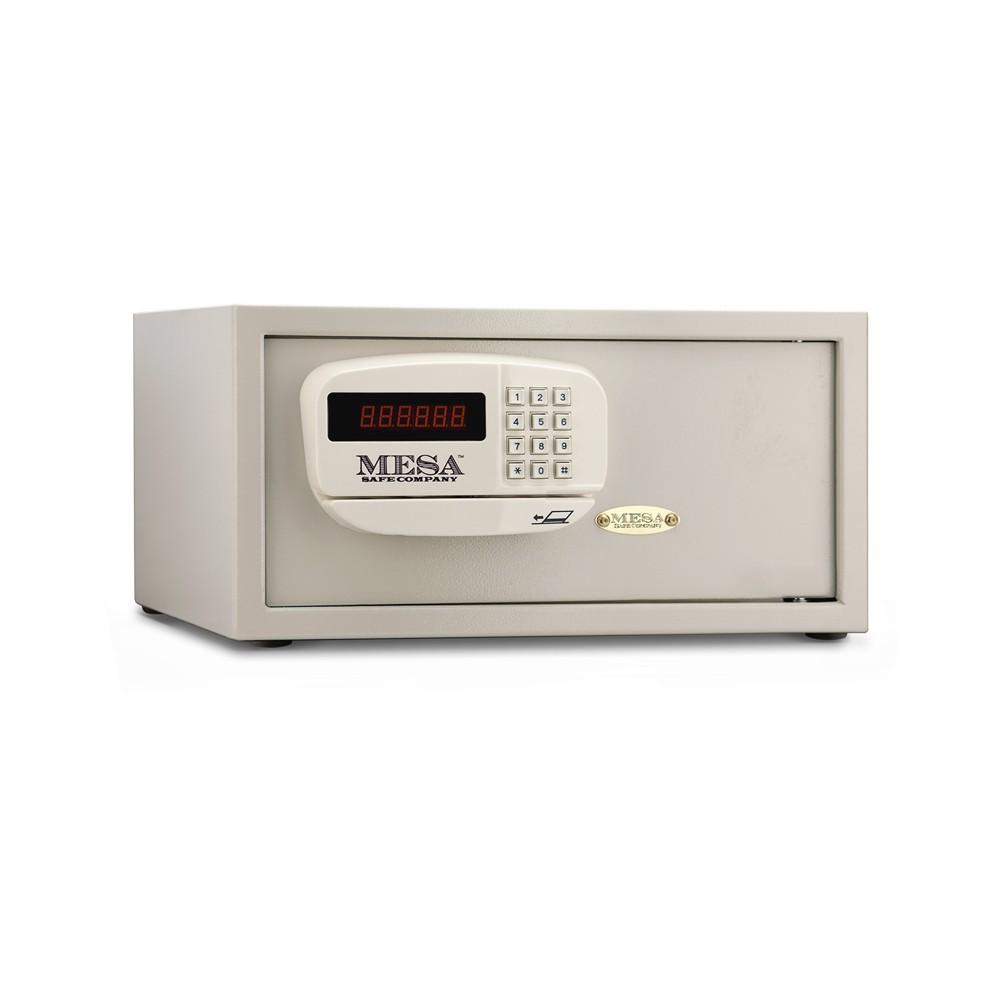 MESA Hotel Safe w/ Card Swipe MHRC916E - Angle