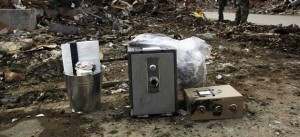 Lost Safes After Japan Tsunami