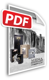 Mesa Safe Price Catalog